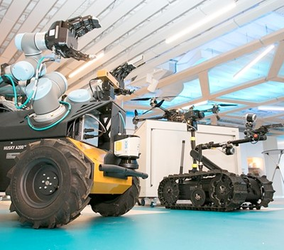 What's next for robotics in oil and gas?