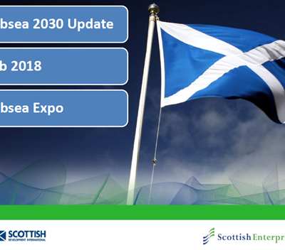 Scottish Enterprise - Subsea Expo
