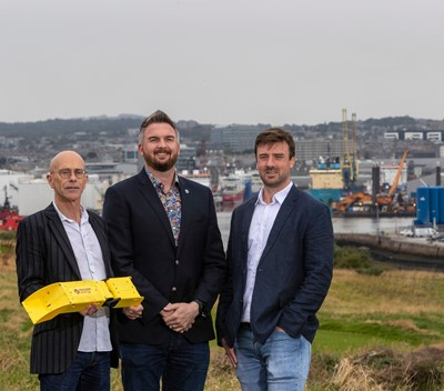 TechX Pioneer Mocean makes waves with new base in Aberdeen