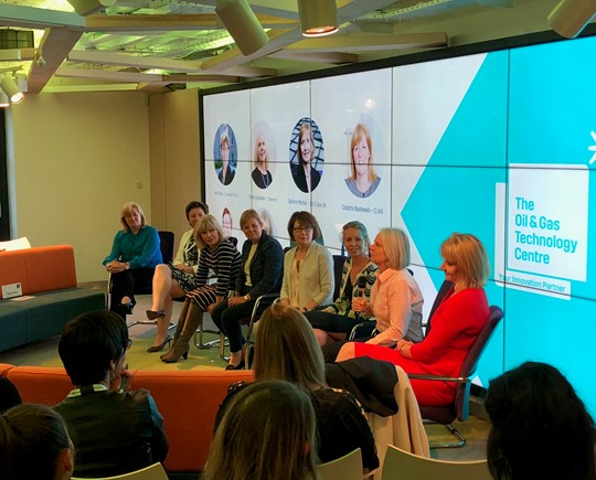 Past event: an evening with eight fabulous female industry leaders