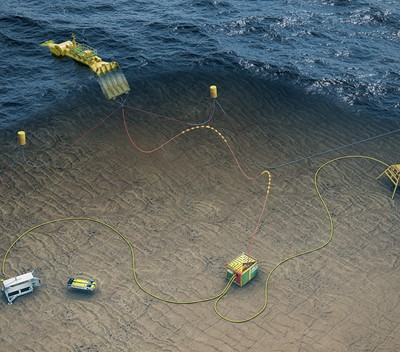 Coalition of energy companies invest £1.6 million into demonstrating wave power for subsea projects